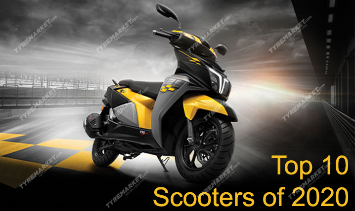 Top 10 Scooters of 2020