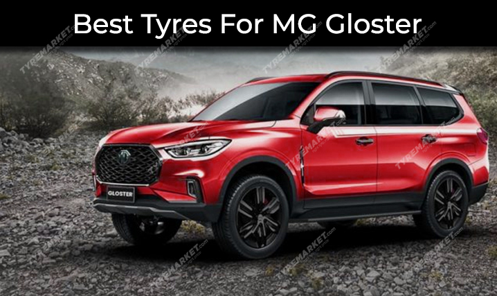 Best Tyres For MG Gloster