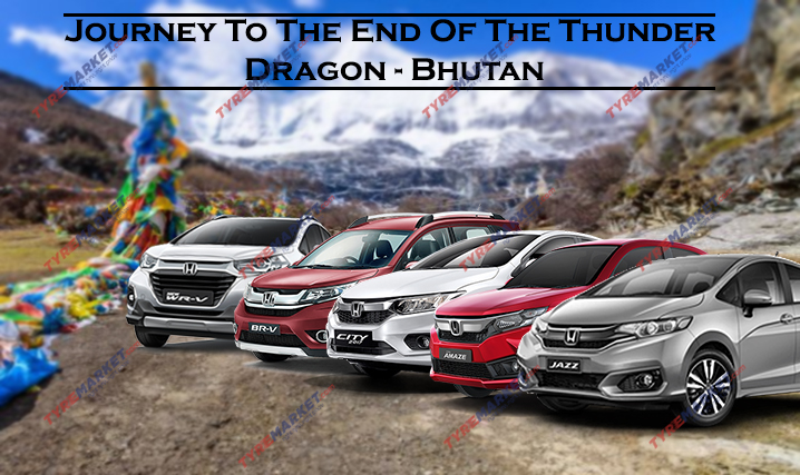 Journey To The End Of The Thunder Dragon-Bhutan