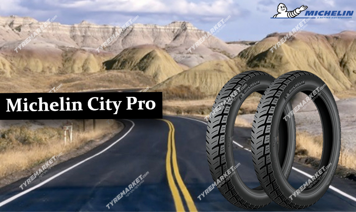 Michelin City Pro Scooter Tyre Video Review – From Tyre Expert