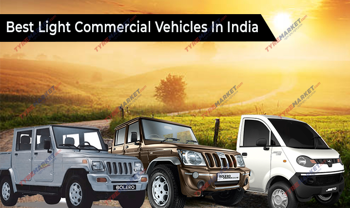 Best Light Commercial Vehicles in India