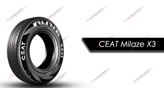CEAT Milaze X3 Car Tyre Video Review By Tyremarket.com