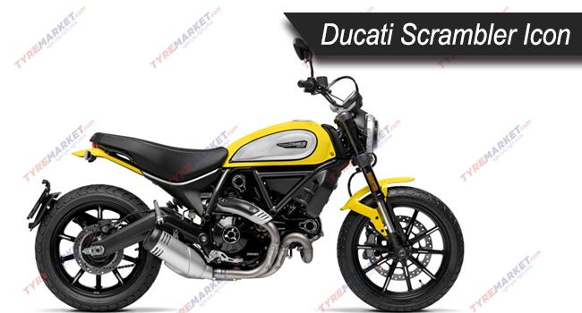Ducati Scrambler Icon - Iconic!
