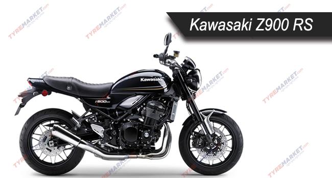 Kawasaki Z900 RS - Poised!