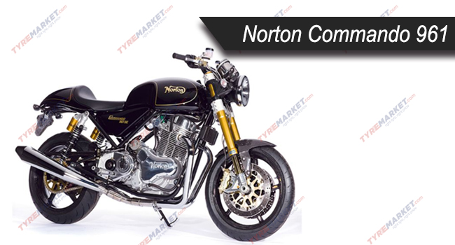 Norton Commando 961 - Elegant!