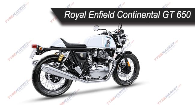 Royal Enfield Continental GT 650 - Numero Uno!