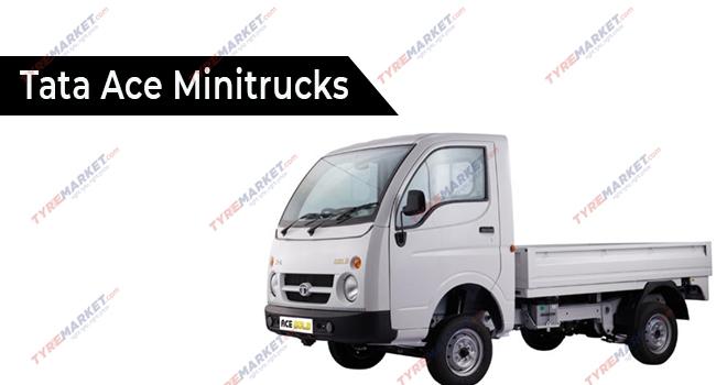 Tata Ace Minitrucks