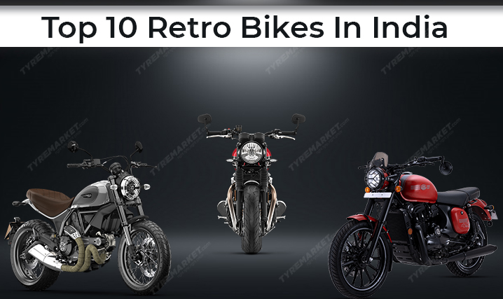 Top 10 Retro Bikes In India