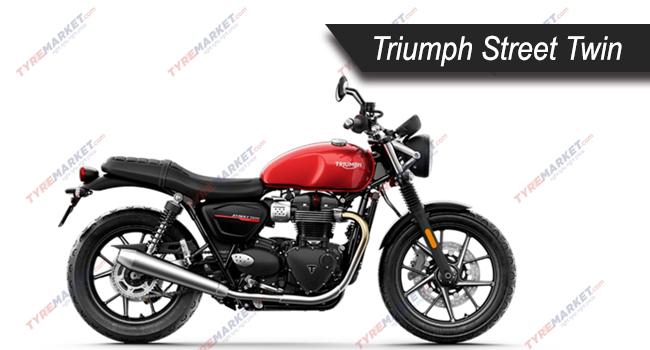 Triumph Street Twin - Solid Performance