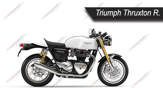 Triumph Thruxton R. - Legendary Bike!