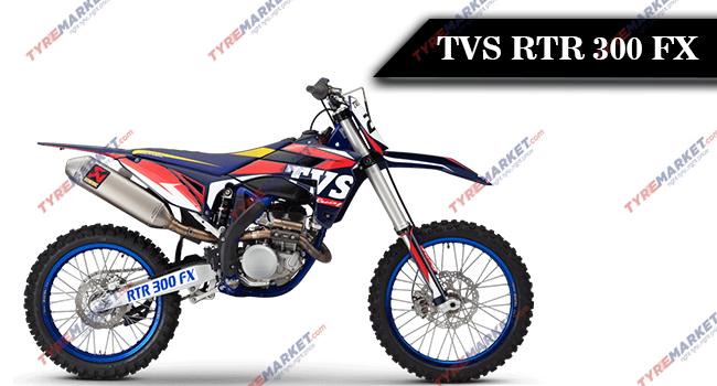 TVS RTR 300 FX