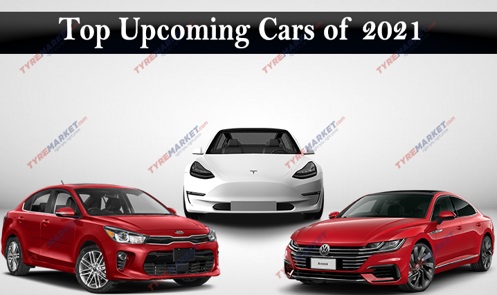 Top Upcoming Cars of 2021