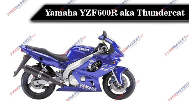 Yamaha YZF600R aka Thundercat