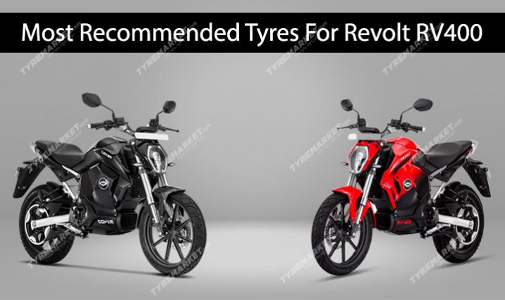 Most Recommended Tyres For Revolt RV400